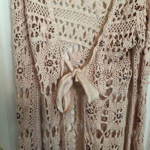Boston Proper Sweaters - Boston Proper Outer Cardigan